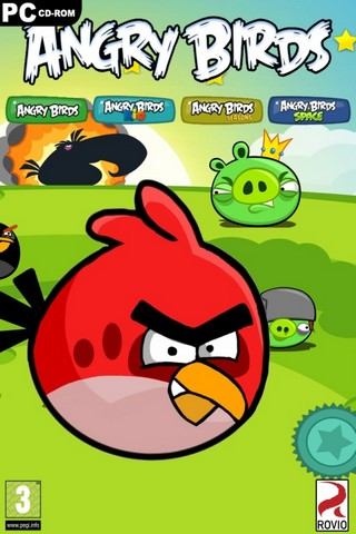 Angry Birds All Games Collection 2013