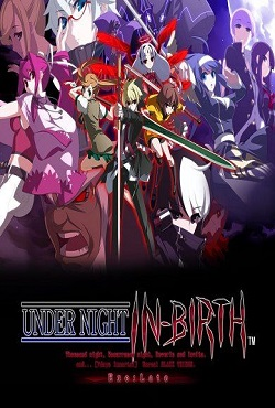 Under Night In-Birth Exe-Late